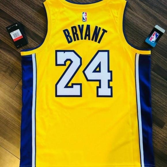 Nike Shirts | Nike Kobe Bryant Jersey La Lakers Jersey 3xl Icon ...